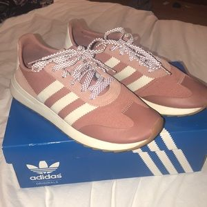 Adidas size 9 sneakers